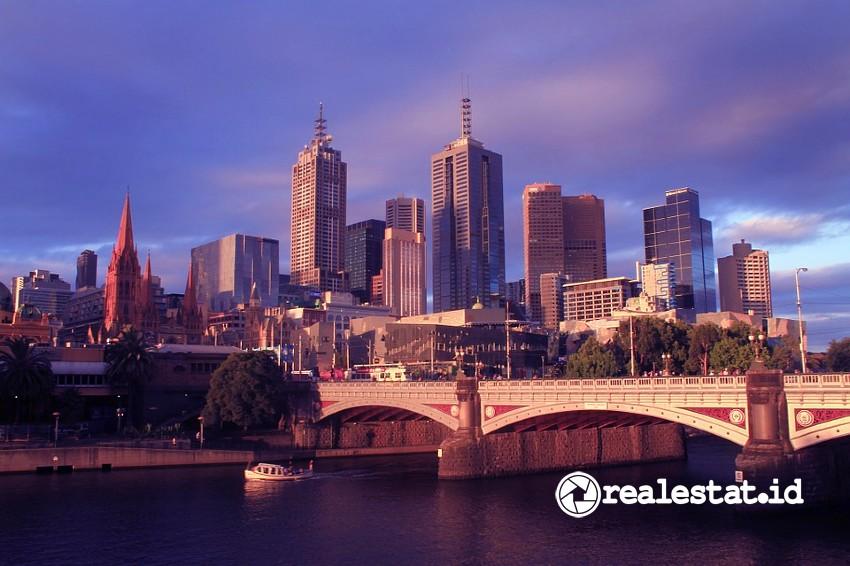 Apartemen di Melbourne, Australia. (Foto: Dok. Pixabay.com)