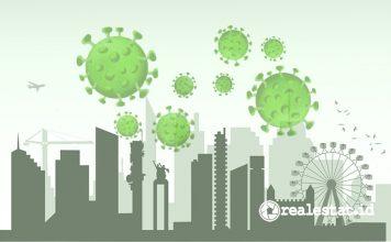 pasar properti jakarta indonesia masa pandemi covid-19 pixabay realestat.id dok