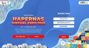 Hapernas Virtual Expo 2021.