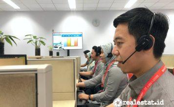 Call Center PT Sharp Electronics Indonesia berhasil meraih penghargaan ICSQ Award 2021 realestat.id dok