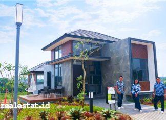 GNA Group Hadirkan Golden Flower di Legok Tangerang Banten realestat.id dok
