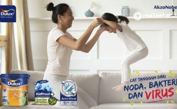 Dulux Easy Clean Anti Viral