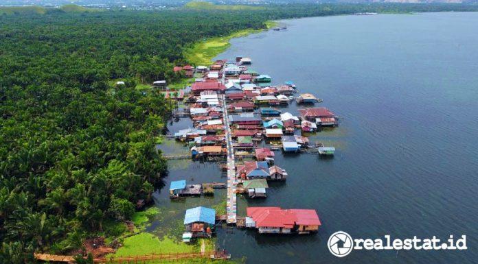 Kampung Wisata di Papua (Foto: Kementerian PUPR)