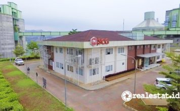 Pabrik SCG Siapkan Bahan Bangunan Inovatif Pilihan realestat.id dok