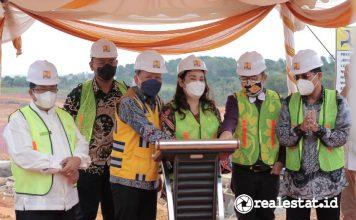 Pembangunan Rusun STT Real Kota Batam Kementerian PUPR realestat.id dok