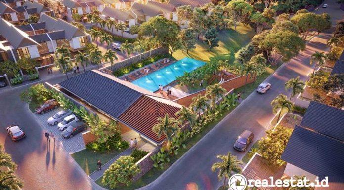 RESVARA CLUBHOUSE Ciputra Beach Resort nabung kavling Ciputra Festival 4.0 realestat.id dok