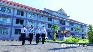 Rusun ASN Kemenkumham di Bali (Foto: Kementerian PUPR)