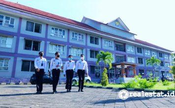 Tinggal di Rusun, ASN Kemenkumham di Bali Dikenakan Tarif Sewa Terjangkau Kementerian PUPR realestat.id dok