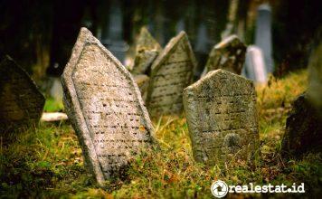 feng shui rumah di bekas pemakaman pekuburan makam kuburan pixabay realestat.id dok