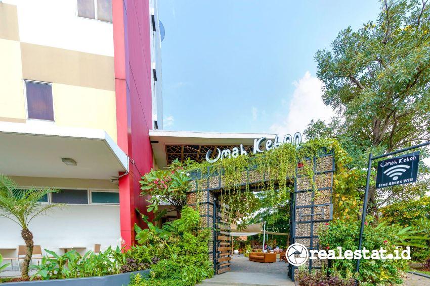 Umah Kebon, Metland Hotel Bekasi.