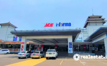 ACE Hardware, Informa dan Chatime Hadir di Grand Cakung Mall realestat.id dok