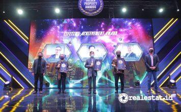Angkat Tema 'Property New Game', Golden Property Awards 2021 Sukses Digelar realestat.id dok