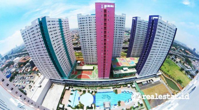 Apartemen Green Pramuka, Jakarta. (Foto: Istimewa)
