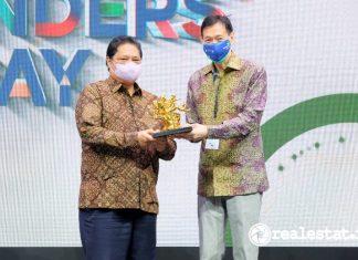 Grup Ciputra Rayakan Founders Day 40 Tahun realestat.id dok