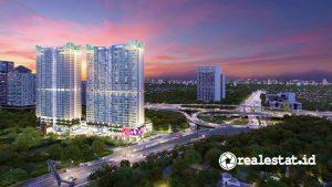 Proyek Apartemen 45 Antasari, Jakarta. (Foto: istimewa)