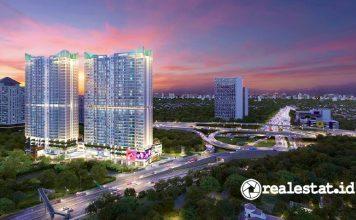 IPP Indonesian Paradise Property Siap Lanjutkan Proyek Apartemen 45 Antasari Jakarta realestat.id dok