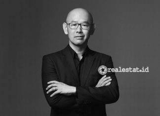 Iwan Sunito CEO Crown Group 25 Tahun realestat.id dok