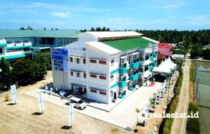 Rusun Mahasiswa UNIKI Bireuen, Aceh (Foto: Kementerian PUPR)