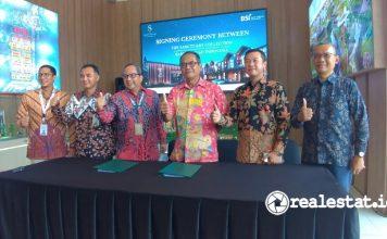 PT Cipta Harmoni Lestari The Sanctuary Collection gandeng KPR Bank Syariah Indonesia BSI realestat.id dok