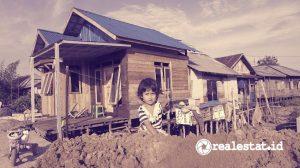 Program Bedah Rumah (Foto: Kementerian PUPR)