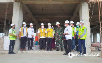 Rusun Korem 133_Nani Wartabone Gorontalo Rampung Akhir 2021 Kementerian PUPR realestat.id dok