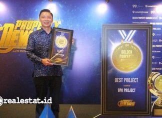 SEION @Serang MASGroup Best Compact Development Golden Property Awards 2021 realestat.id dok