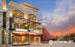 Scarlet Commercial Summarecon di Bekasi.