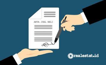 perjanjian prosedur akta jual beli tanah rumah apartemen properti pixabay realestat.id dok